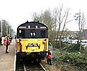 Class 205 Thumper Staff Tour